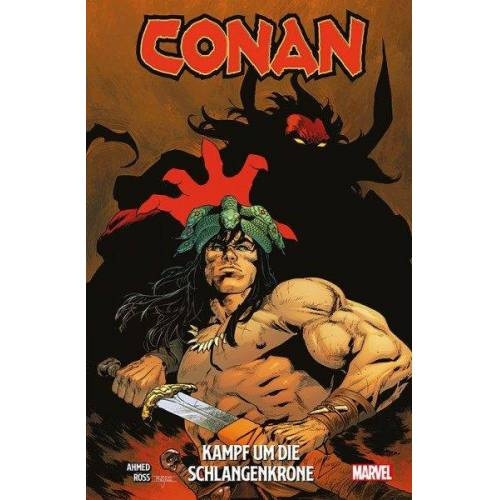 Conan - Kampf um die Schlangenkrone