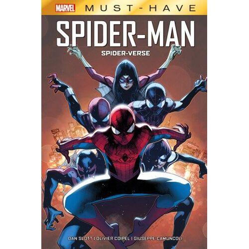 Marvel Must-Have - Spider-Man - Spider-Verse
