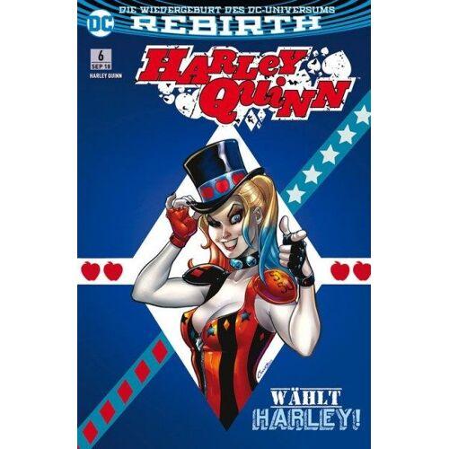 Harley Quinn 6 - Wählt Harley!
