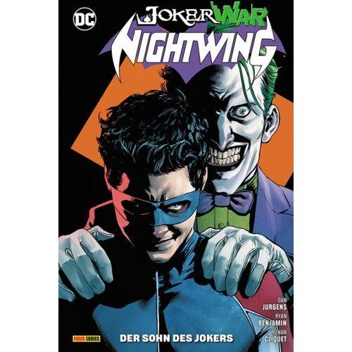 Nightwing 11 - Der Sohn des Jokers