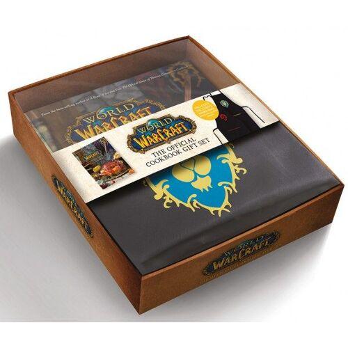 World of Warcraft - Kochbuch - Geschenk-Set