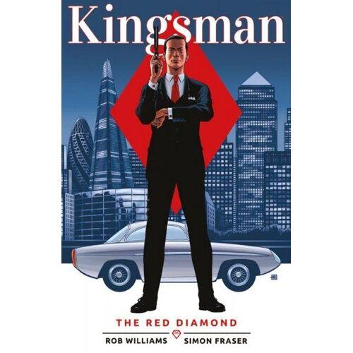 Kingsman 2 - The Red Diamond