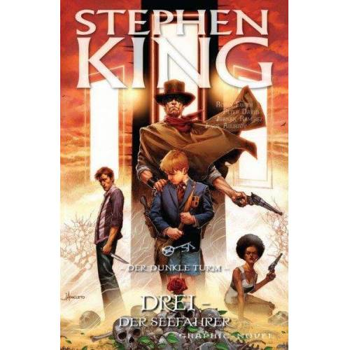 Stephen King - Der Dunkle Turm 16 - Drei - Der Seefahrer