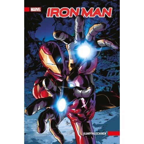 Iron Man 2 - Kampfmaschinen