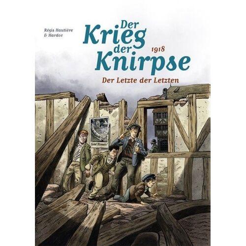 Der Krieg der Knirpse 5 - 1918 - Der Letzte der Letzten
