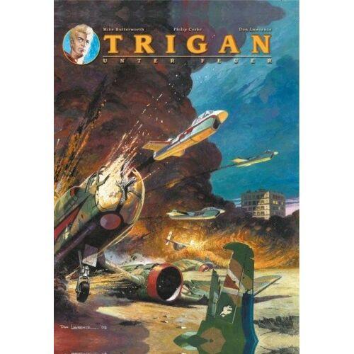 Trigan 15 - Unter Feuer