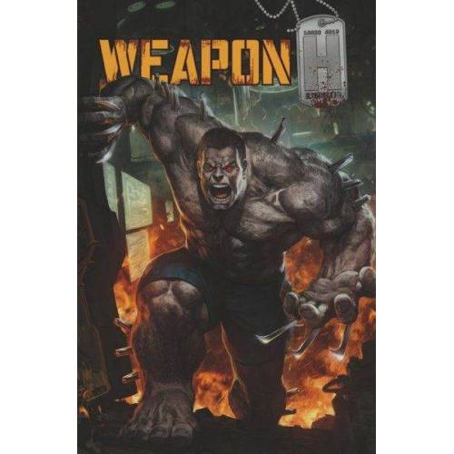 Waffe H 1 - Die Ein-Monster-Armee Variant