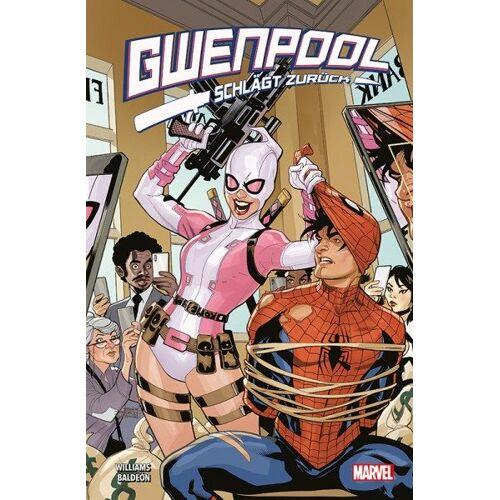 Gwenpool schlägt zurück