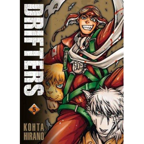 Drifters 5