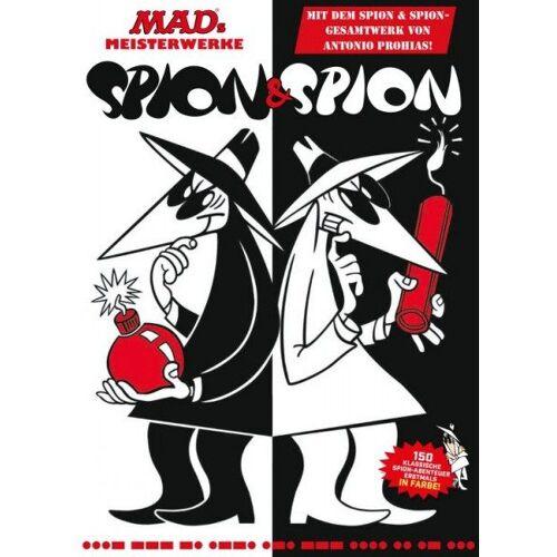 MADs Meisterwerke - Spion & Spion