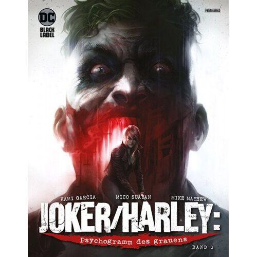 Joker/Harley - Psychogramm des Grauens 1 Variant
