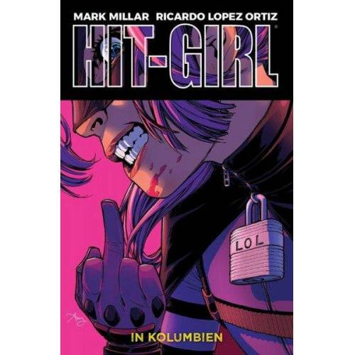 Hit-Girl in Kolumbien Variant
