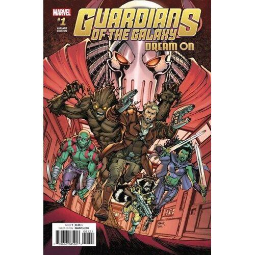 Guardians of the Galaxy 1 - Die neuen Guardians Variant 2