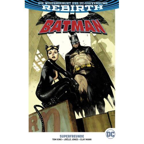 Batman Paperback 5 - Superfreunde