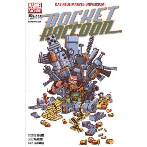 Rocket Raccoon 3