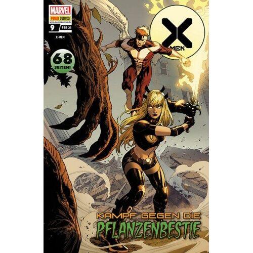 X-Men 9 - Kampf gegen die Pflanzenbestie