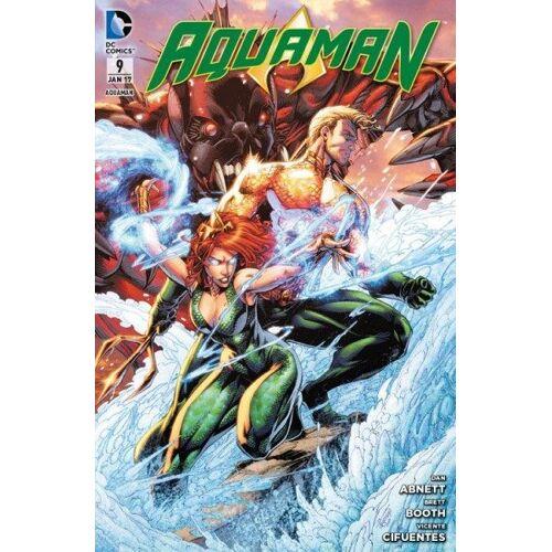 Aquaman 9 - Aquawoman (2012)