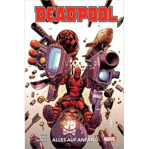 Deadpool Paperback 1 - Alles auf Anfang Hardcover
