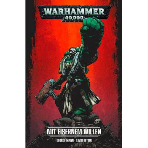 Warhammer 40.000 - 1 - Mit eisernem Wille