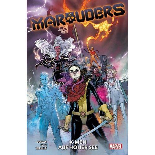 Marauders 1 - X-Men auf hoher See