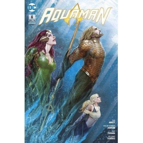Aquaman 6 - Die Krone muss fallen (2017)
