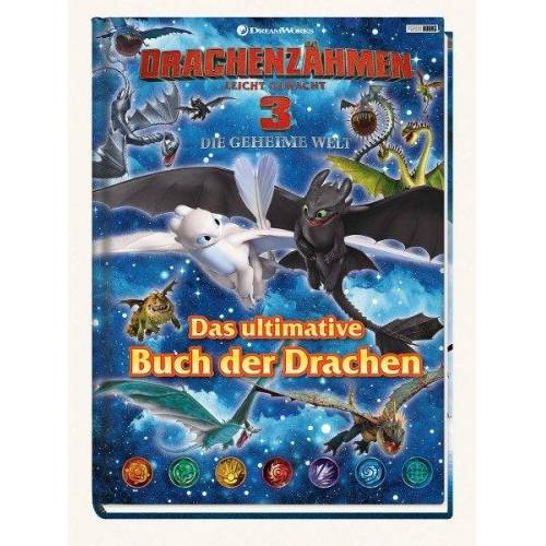 Drachenzähmen leicht gemacht 3 - Das ultimative Buch der Drachen