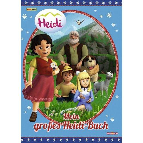 Heidi - Mein großes Heidi-Buch
