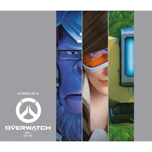 ART The Cinematic Art of Overwatch
