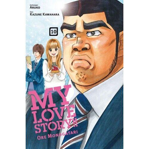 My Love Story! Ore Monogatari 10