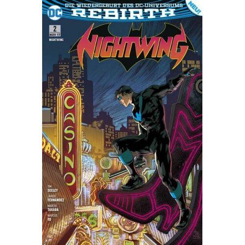 Nightwing 2 - Blüdhaven