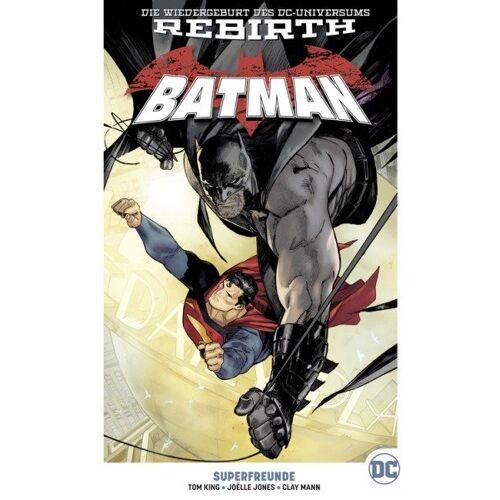 Batman Paperback 5 - Superfreunde Hardcover