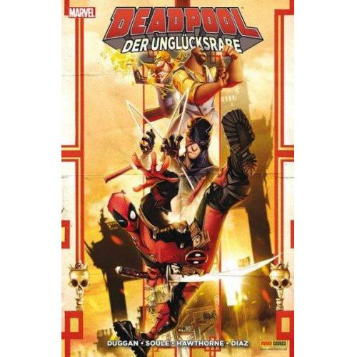 Deadpool - Der Unglücksrabe