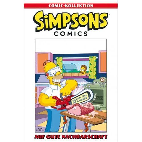 Simpsons Comic-Kollektion 63 - Auf gute Nachbarschaft