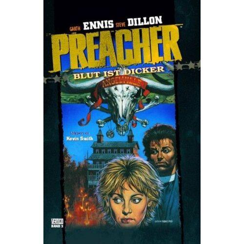 Preacher 2 - Blut ist dicker