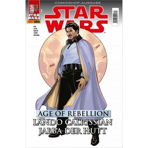 Star Wars 57 - Age of Rebellion - Jabba der Hutt & Lando Calrissian - Comicsh...