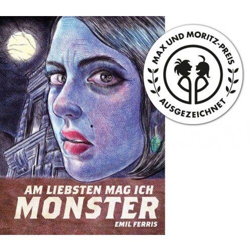 MAG Am liebsten mag ich Monster