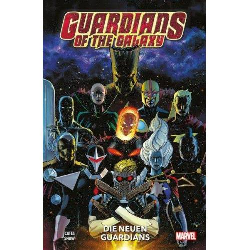 Guardians of the Galaxy 1 - Die neuen Guardians