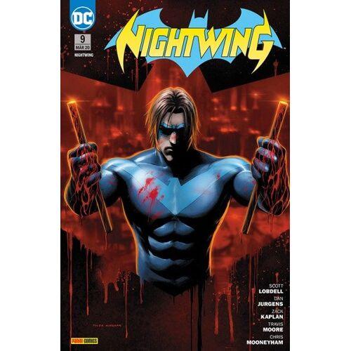 Nightwing 9 - Team Nightwing