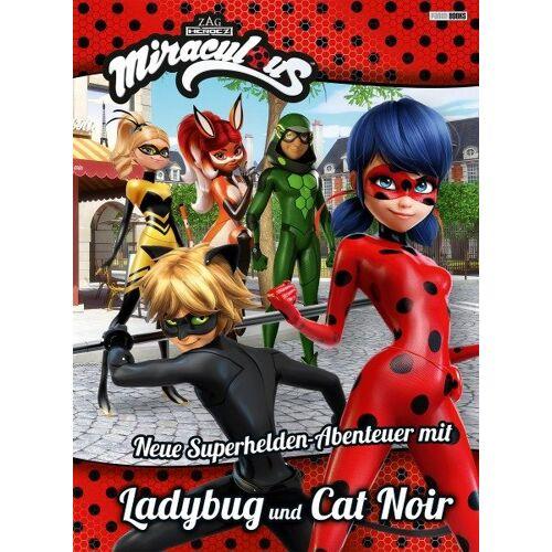 Miraculous Ladybug - Neue Superhelden Abenteuer mit Ladybug und Cat Noir