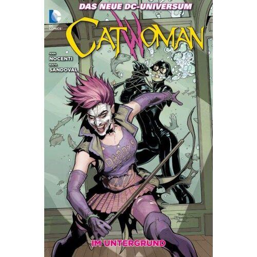 Catwoman 5 (2012) - Im Untergrund