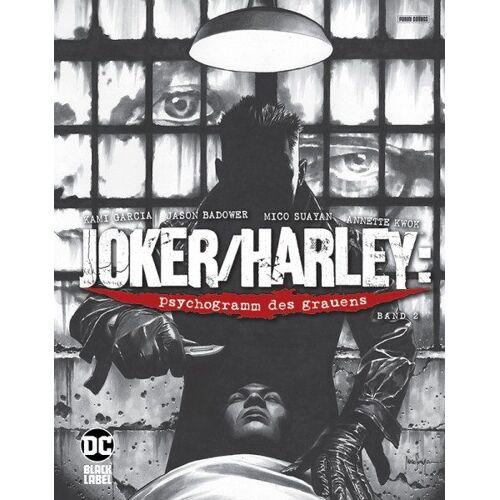 Joker/Harley - Psychogramm des Grauens 2 Variant