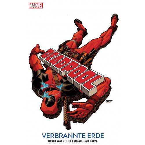 Deadpool - Verbrannte Erde