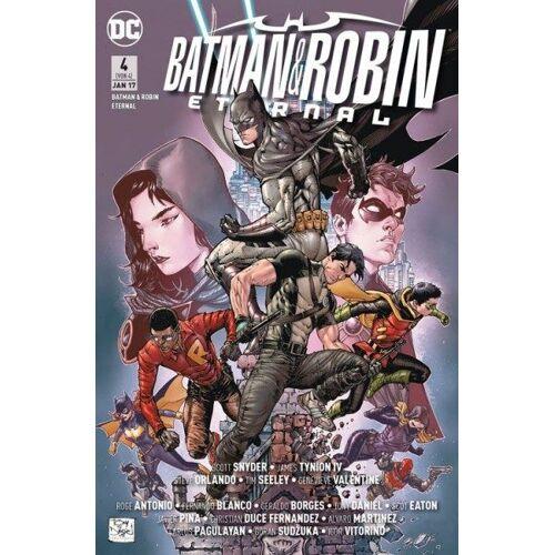 Batman & Robin Eternal 4