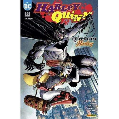Harley Quinn 10 - Batman & Harley