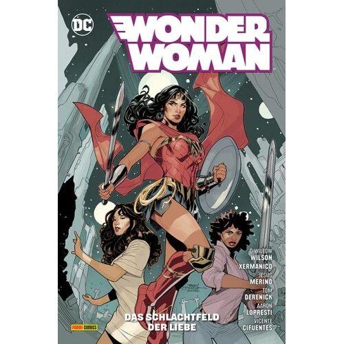 Wonder Woman 11 - Das Schlachtfeld der Liebe