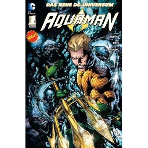 Aquaman 1 - Der Graben (2012)