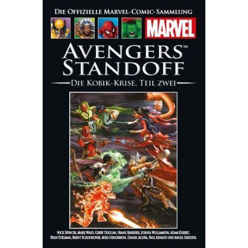 Hachette Marvel Collection 170 - Avengers Standoff - Die Kobik-Krise, Teil II
