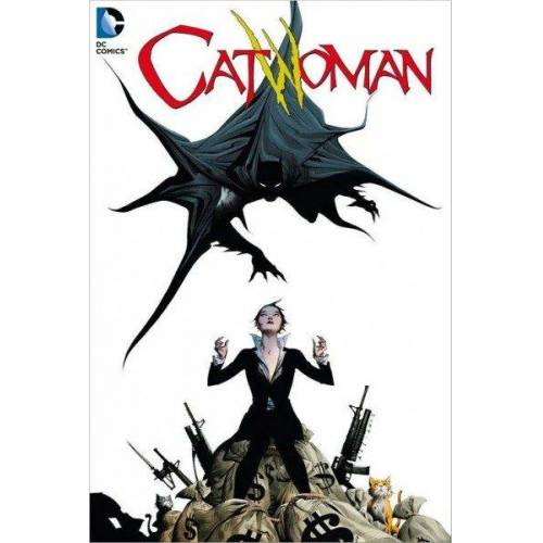 Catwoman 7 (2012) - Catwoman Eternal