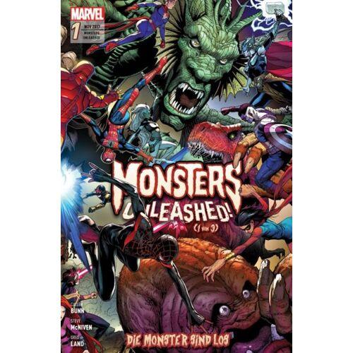 Monster Cable Monsters Unleashed - Die Monster sind los 1