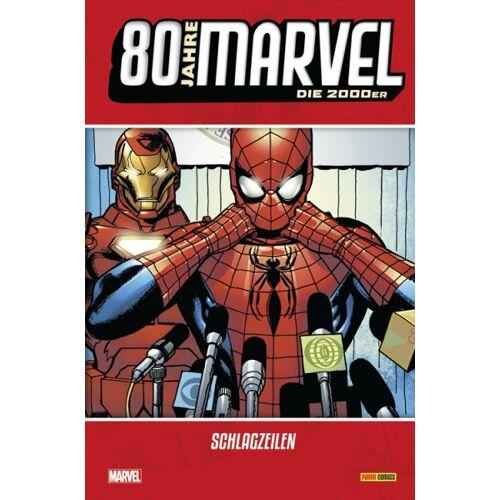 80 Jahre Marvel: Die 2000er - Schlagzeilen